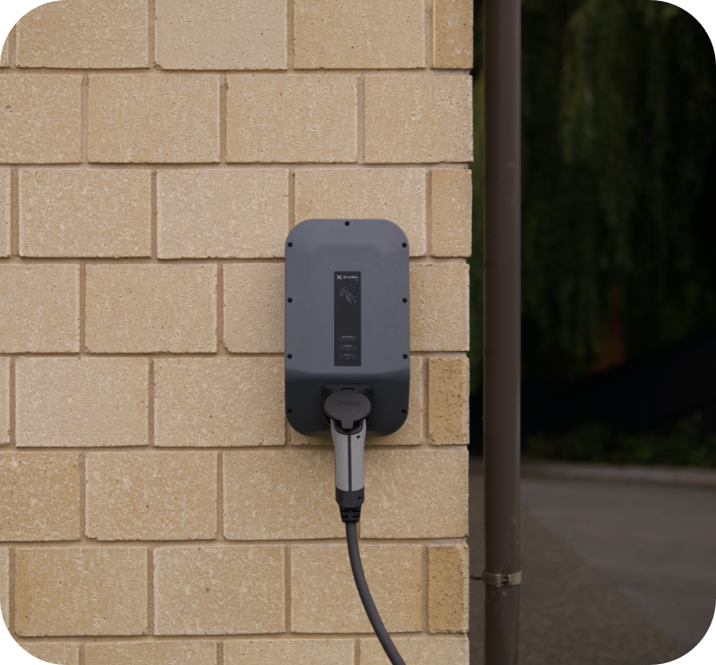 EV Charger home installation