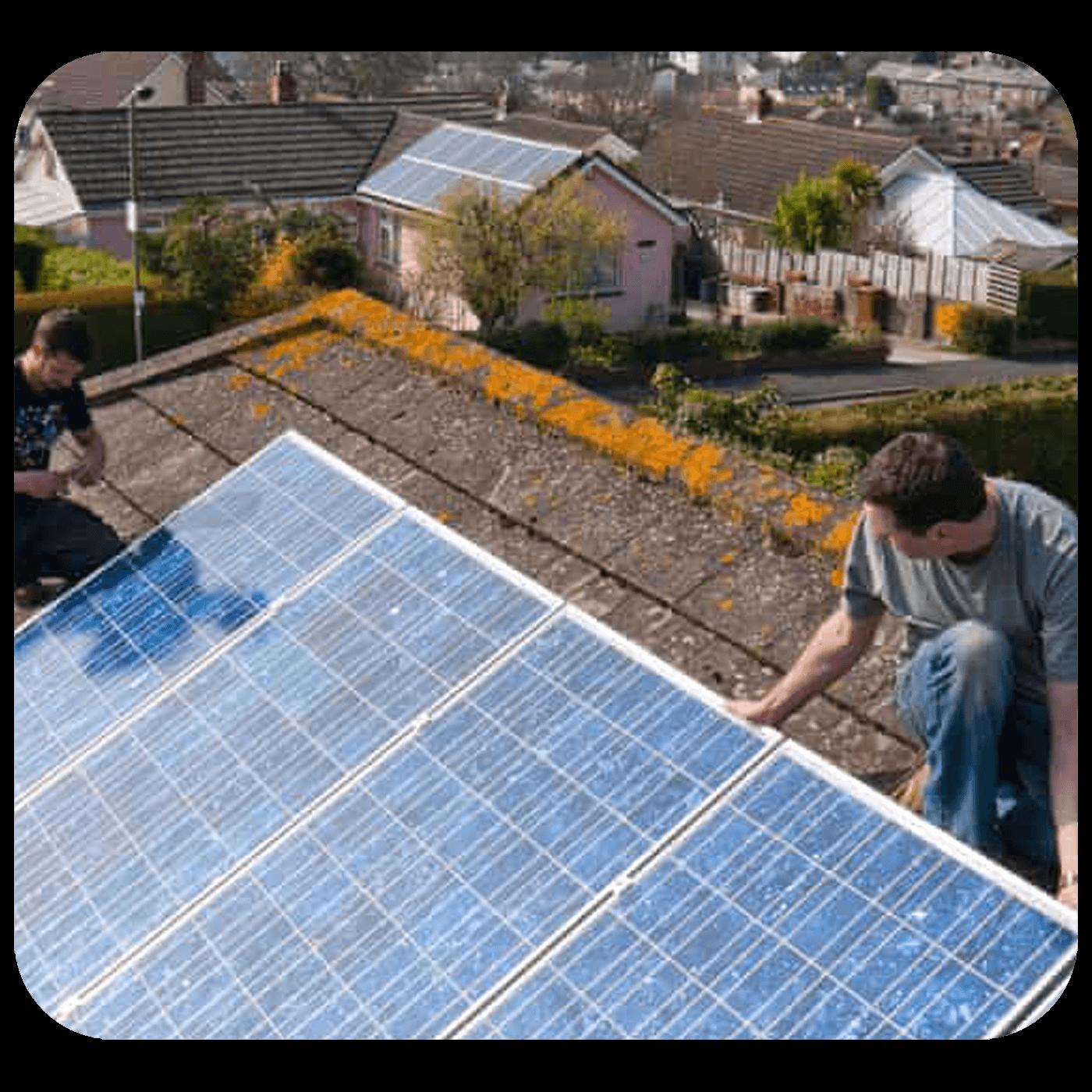 Solar Panels Cork